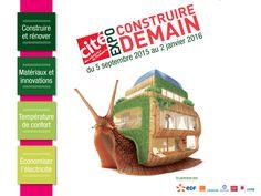 Evènement 05-Septembre-2015 toutes les thematiques EXPO : CONSTRUIRE DEMAIN