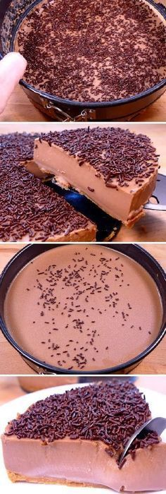 Super Loved Ovenless Chocolate Cake easier and richer to make d Sweet Desserts, Sweet Recipes, Delicious Desserts, Yummy Food, Mexican Food Recipes, Dessert Recipes, Cake Shop, Sweet Cakes, Chocolate Desserts