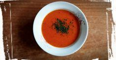 domates çorbası çeşitlemesi, ağzının tadını bilenler kulübü