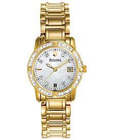 508d87fdcff Watches for Women - Macy s. Marcas De RelogioJóias ...