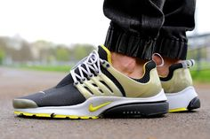 """【$55 TO GET】2015 New Arrival Nike Air Presto QS """"Brutal Honey"""" Top Quality Hot Selling Models 789870-001 Men Size Euro 40-44 US 7-10"""