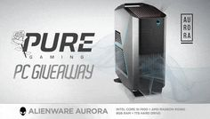 Enter This #Alienware Aurora #Gaming #PC #Giveaway!