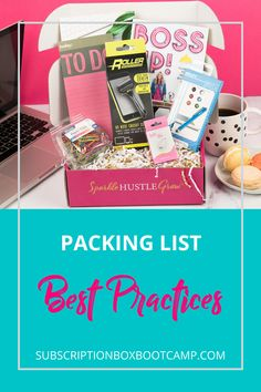 A well-designed informative packing list can improve the perceived value of your box. It can help increase the likelihood that someone has a good experience and that then they're going to leave a good review. Start a sub box, How to start a subscription box, Start a subscription box, Complete Business Plan, Business Ideas, How to Make Money, Entrepreneur Inspiration, Business Plan Execution, Business Launch Ideas, Trendy Business Ideas! #subscriptionbox #systems #blog #business #plan…