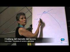 L'iceberg del mercato del lavoro (4) #Video di Jobmeeting con Luisa Adani, consulente di carriera #lavoro