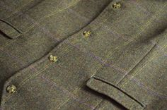 The Coaching Inn Group - Front of house Tweed Waistcoat