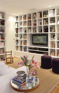 24 ideias para criar o seu home theater - Casa.com.br