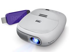 3M Streaming Projector Powered :: Roku
