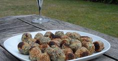 Proeven op zondag: Noten-peterselieballetjes, suggestie voor bij het aperitief op deze vrije dag?