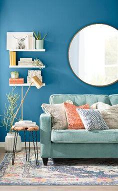 Wayfair.com - Online Home Store for Furniture, Decor, Outdoors & More Decor, Furniture, Home Decor Styles, Home Furniture, Bedroom Decor Inspiration, Modern Sofa Living Room, Home Decor, Country House Decor, Girl Bedroom Decor