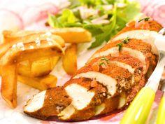 Escalopes de poulet aux épices - Cuisine - Plurielles.fr