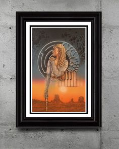 You can own the beauty of West World with this Dolores Print by saintworksart.  Just head over to www.saintworksart.etsy.com . #westworld #dolores #hbo #television #tv #print #art #fanart #merchandise #forsale #etsy #west #western #series