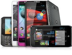 Compare prices and buy Motorola Android smartphones.