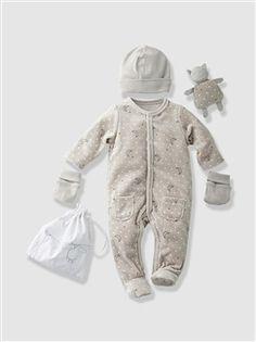 5f42c53306a101 Ensemble bébé fille   garçon Naissance fille 0-18 mois - Vêtements bébés
