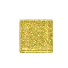 GOLD RAINBOW GLITTER GLASS TILE available at www.MarylandMosaics.com