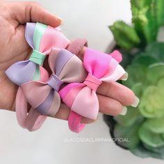 Hair Ribbons, Diy Hair Bows, Making Hair Bows, Diy Bow, Ribbon Bows, Diy Headband, Baby Headbands, Homemade Bows, Baby Girl Hair Accessories