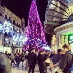 Portal de l'Àngel #Barcelona #Christmas #Spain