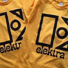 Gold Elektra #elektra #jimmorrison #thedoors #tshirts