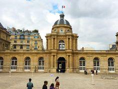 Luxembourg Palace #luxembourgpalace #luxembourggardens