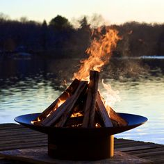Fire Pits - Great for Fall and Winter - modern - firepits - atlanta - by authenTEAK Outdoor Living