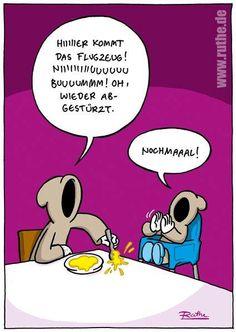 Tod :) ruthe.de 9gag Funny, Hilarious, Mother Feeding, Baby Feeding, Funny Friday Memes, Funny Memes, Funny Cartoons, Funny Comics, Funny Animal Quotes