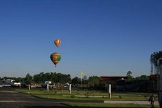 RV Resort At Carolina Crossroads at Roanoke Rapids, North Carolina
