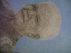 Madiba woodburning