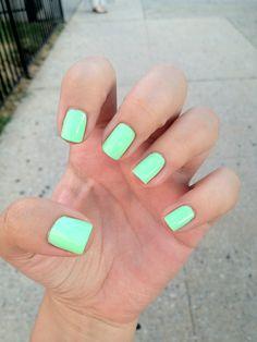 Bright Mint