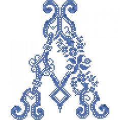 French Cross Stitch Alphabet - Designs By Janet Sansom Embroidery Letters, Embroidery Sampler, Cross Stitch Embroidery, Machine Embroidery Designs, Cross Stitch Freebies, Cross Stitch Charts, Cross Stitch Designs, Cross Stitch Patterns, Mosaic Flower Pots
