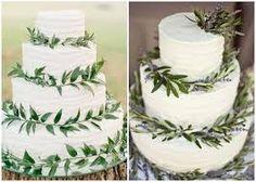 Znalezione obrazy dla zapytania tort weselny rustykalny