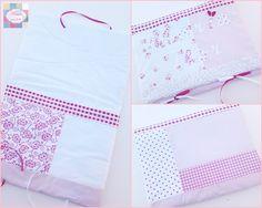 Saquinho envelope patchwork para a 1ª roupinha    +INFO: mimeoseubebe@gmail.com ou mensagem privada   #mimeoseubebe #envelope #primeiraroupinha #bebeslindos #mamasbabadas