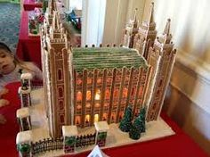 Image result for professional gingerbread houses