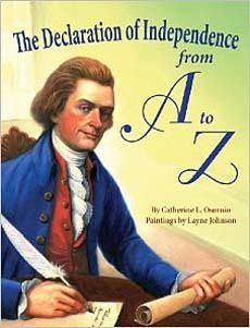 This page lists the best children's books to use when teaching about the Declaration of Independence for kids in elementary and middle school. Compiled by teachers.