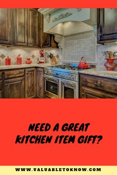Delicieux This Is A List Of Great Kitchen Gift Ideas. Maybe You Need Something For  The Person Who Loves Working In The Kitchen...maybe Just A House Warming Ou2026