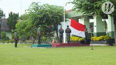 Kodim 0734/Yogyakarta Warisi Semangat Sumpah Pemuda