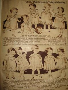 1920s children's fashion   BLURT Blogger: A New Obsession: 1920's Children's & Babies Clothing