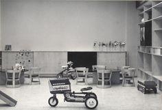 Teresa Kruszewska - interior in the children hospital