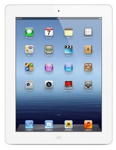 £603.99 - APPLE MD371B/A iPad 3 (9.7 inch) LED Multi-Touch Tablet PC 64GB WiFi+4G Bluetooth Camera (White). Apple The new iPad 3rd Generation 4G 64GB White MD371BA Laptops Notebooks (Amazon)