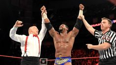 Darren Young vs. Titus O'Neil