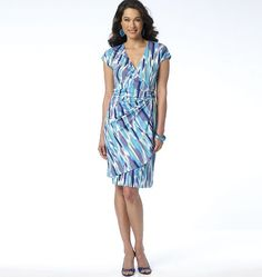 Butterick  6154 See & Sew