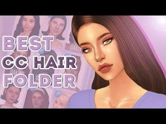 Sims 4 Black Hair, Sims 4 Cc Finds, Sims 4 Mods, Sims Cc, Maxis, Guys, Youtube, Collection, Women
