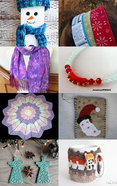 Christmas in July - No. 1 by Suni on Etsy--Pinned with TreasuryPin.com