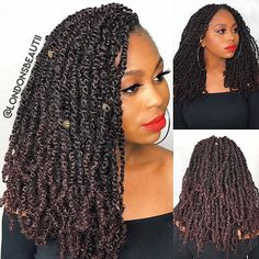 """""""London Fluffy Mini Twist"""" (name on my Style Seat page, link in my bio to book☝🏾) Ethnic Hairstyles, Twist Hairstyles, Protective Hairstyles, Dreads, Curly Hair Styles, Natural Hair Styles, Mini Twists, Girls Braids, Kid Braids"""