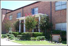 Zeta Tau Alpha house @ Sam Houston! This was our home away from home!