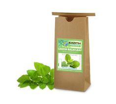 Lemon Balm Leaves (100% Organic)