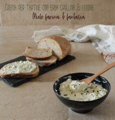 5 Minuti per preparare questo delizioso condimento per farcire, guarnire, accompagnare #ricettesalate di tutti tipi, bruschette, pasta, bigné salati, ecc..