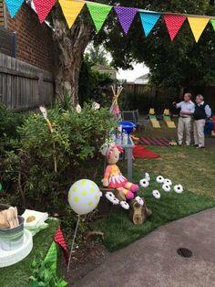 Dans la nuit jardin personnalisé de carte d/'anniversaire-Iggle Makka Upsy BBC Kids TV