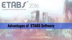 Advantages of ETABS Software for Structural Analysis and Design – Civil Engineering Software and Books Building Design Software, Civil Engineering Software, Structural Analysis, Abs, Notes, Crunches, Report Cards, Abdominal Muscles, Notebook