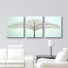 Large Wall Art Canvas Prints   Dry Tree Branches Wall Art Canvas Print    Forest Canvas Art Print   Framed Crisp Prints MC 17 | Branches | Pinterest  | ...