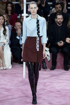 Alta Costura París 2015;Christian Dior