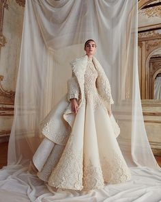 Wedding winter bridesmaids long sleeve 65 ideas for 2019 Beautiful Bridesmaid Dresses, Fall Wedding Dresses, Winter Dresses, Bridal Dresses, Dress Winter, Outfit Winter, Wedding Gowns, Collection Couture, Bridal Collection